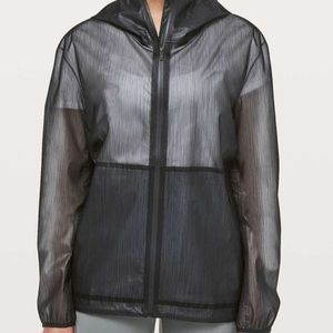 Lululemon Sheer Joy Jacket New Without Tags